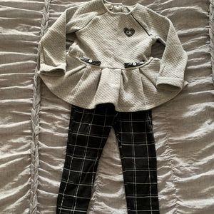 Babygirl Calvin Klein set